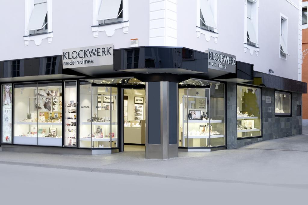 KLOCKWERK modern times, Lienz