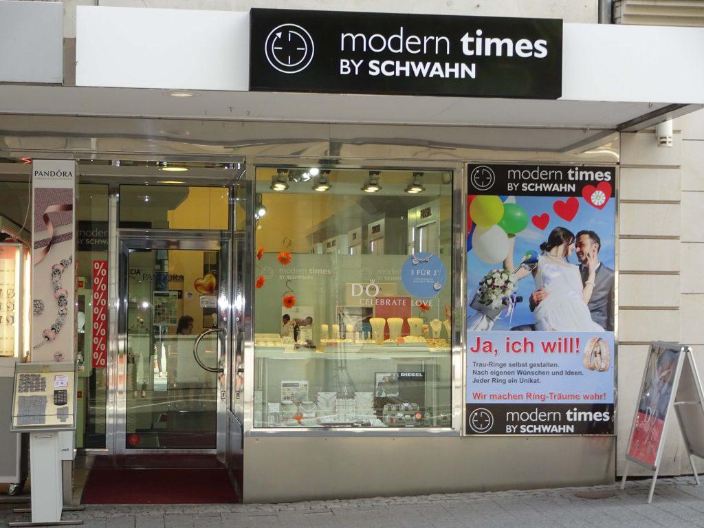 modern times by SCHWAHN, Coburg