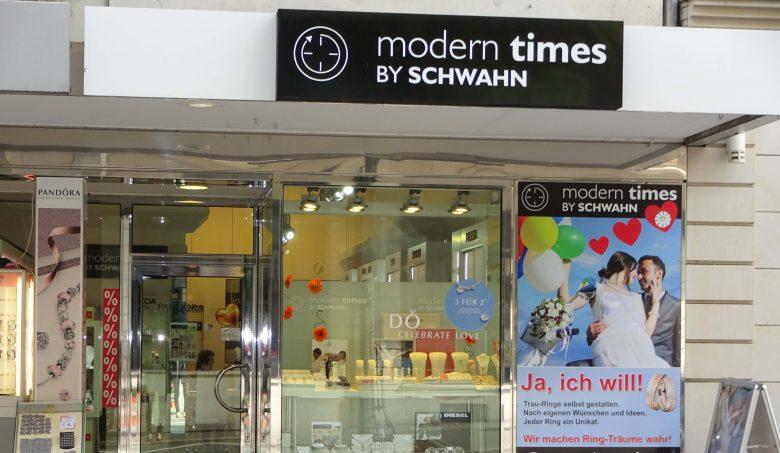 Foto von modern times by SCHWAHN