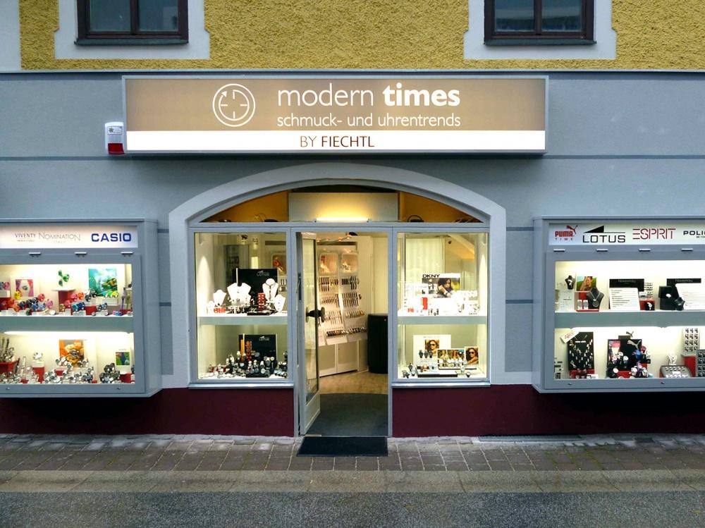 Modern Times Fiechtl KG, Saalfelden am Steinernen Meer